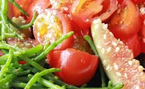 cuisiner la salicorne recettes de salicorne idées de recettes à base de salicorne