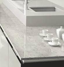 cuisine silestone marbre pour la cuisine nettoyage marbre marbre blanc