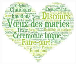 discours remerciement mariage mariages et évènements l epi écrivain