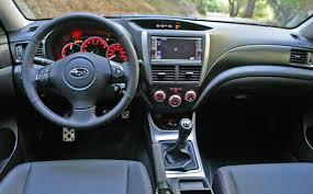 2013 Sti Interior Review 2011 Subaru Impreza Wrx Autoblog