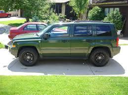 patriot tire combination photographs jeep patriot forums
