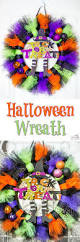 halloween city utah easy spooky tutu halloween wreath tutorial for your front porch