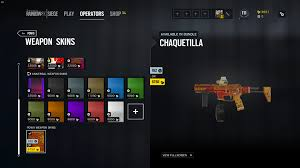 22500 by Ubi Pls More Pdw9 Skins Only 1 Ain U0027t Enough Rainbow6