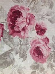 Laura Ashley Baroque Raspberry Curtains A 16 Inch Cushion Cover In Laura Ashley Baroque Raspberry Fabric