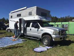 the top 7 truck campers from the 2016 overland expo u2013 truck camper