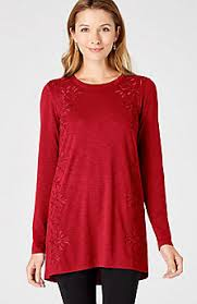 tunics for women j jill