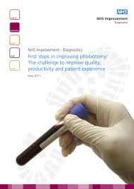 first steps in improving phlebotomy the challenge to improve quality u2026