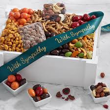 sympathy food baskets sympathy gift baskets get well soon gift baskets