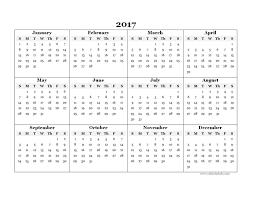 free calendar template 2017 e commercewordpress