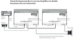 rockford fosgate 5 channel wiring diagram lovely lifier
