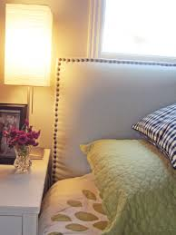 smartgirlstyle master bedroom makeover headboard or how to