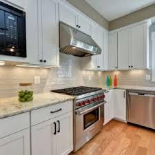 dc metro wolf appliances kitchen transitional with wolf range pink