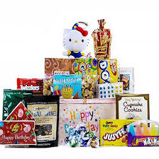 hello gift basket happy birthday hello gourmet gift baskets for all occasions