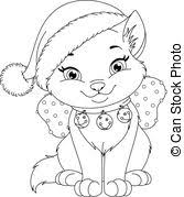 christmas birthday gifts coloring black white