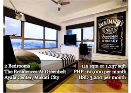 2 Bedroom Apartment For Rent In Pasig Apartments Manila