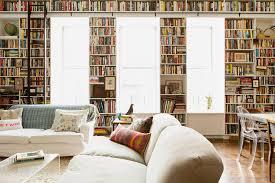 librerie muro libreria a parete 25 idee di design per arredare il soggiorno