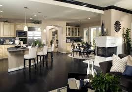 open concept kitchen living room floor plans centerfieldbar com
