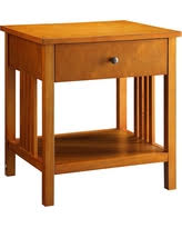 mission style side table surprise deals for mission style end tables