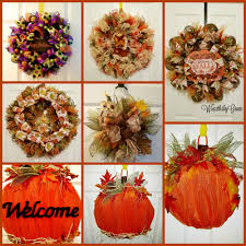 thanksgiving decorations clearance halloween decorations halloween wreaths for front door fall
