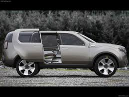 2009 Ford Explorer Ford Explorer America Concept 2008 Pictures Information U0026 Specs