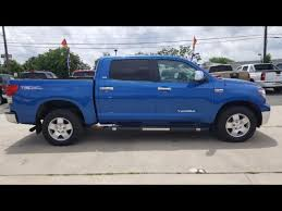 2007 toyota tundra 4 door blue toyota tundra in jersey for sale used cars on