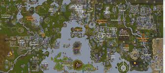 World Map Runescape by Puissantius Of Kandarin U2013 The World Map U2013 Wade Lancaster