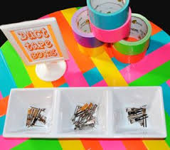 80s party table decorations neon 80s inspired birthday party ideas birthdays and birthday