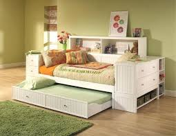 daybed with bookcase and storage daybed bookcase daybed with