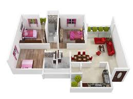 Godrej Kitchen Interiors 2211 Sq Ft 3 Bhk 3t Apartment For Sale In Godrej Properties Garden