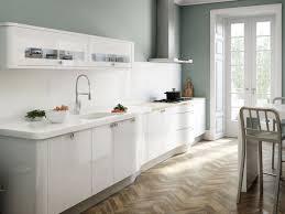 granite countertop creamy white kitchen cabinets menards yeo lab