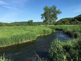 Wisconsin Trout Streams Map by 145 Acre Organic Farm Trout Streams Hunting Land For Sale