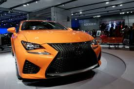 rcf lexus orange bmw toronto auto blog