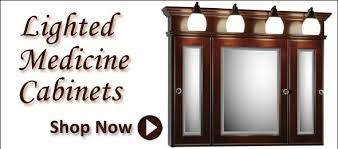 Bathroom Medicine Cabinet With Mirror And Lights Bathroom Medicine Cabinets With Mirrors Lights And Outlet 2016