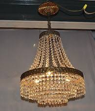 Swarovski Crystals Chandelier Swarovski Crystal Chandeliers U0026 Ceiling Fixtures Ebay
