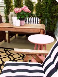 Diy Patio Cushions Black And White Striped Patio Pillows Home Outdoor Decoration