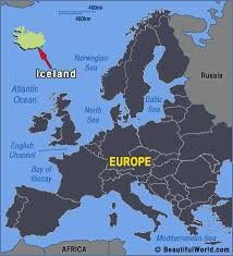 iceland map map of iceland facts information beautiful travel guide
