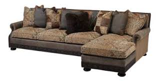 Sofa Leather And Fabric Combined by Sectionals Fit For Cuddling Furniture Today