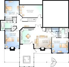 4 bedroom 2 story house plans contemporary style house plans plan 5 753