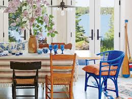 Pictures For A Dining Room by 40 Beautiful Beachy Living Rooms Coastal Living