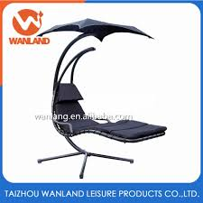 Hanging Chaise Lounge Chair Hammock Stand With Canopy Hammock Stand With Canopy Suppliers And