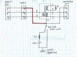 mic splitter with haufe rk284 transformers