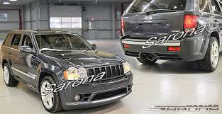 2005 jeep grand fog lights jeep grand suv sav crossover kit 2005 2007