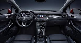 opel zafira 2018 2019 opel astra sports tourer interior facelift