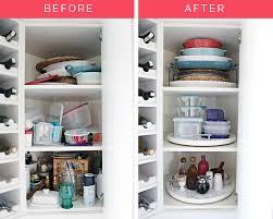 Kitchen Corner Cabinet Organization Ideas Rv Uotsh - Corner cabinet for rv