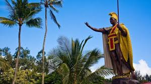hawaii visitors and convention bureau king kamehameha statue in kapaau expedia ca