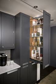 Kitchen Pantry Cabinet Sizes Kitchen Space Savers Available From Aspen Kitchen And Bath In Far