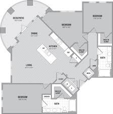 floor plans azure oxford square apartments the bozzuto group