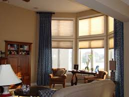 Curtains For A Large Window Inspiration Lovely Curtain Ideas For Large Windows Inspiration With Curtains