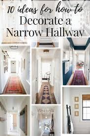 decor fresh decorating the hallway on a budget fantastical on