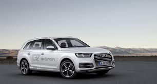Audi Q7 Diesel - audi launches q7 e tron 3 0 tdi quattro full specs and pricing